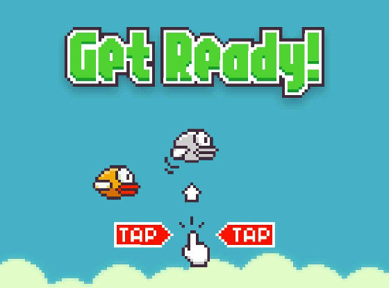 Image Flappy bird online