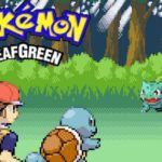 Pokemon – Leaf Green Online Unblocked
