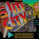 SIM CITY ONLINE – SNES