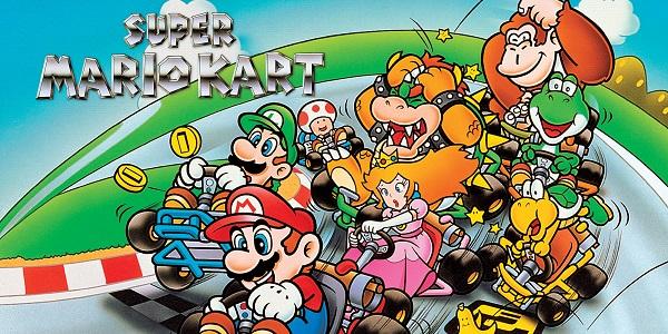 Image Super Mario Kart Unblocked