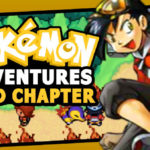 Pokemon Adventures Gold