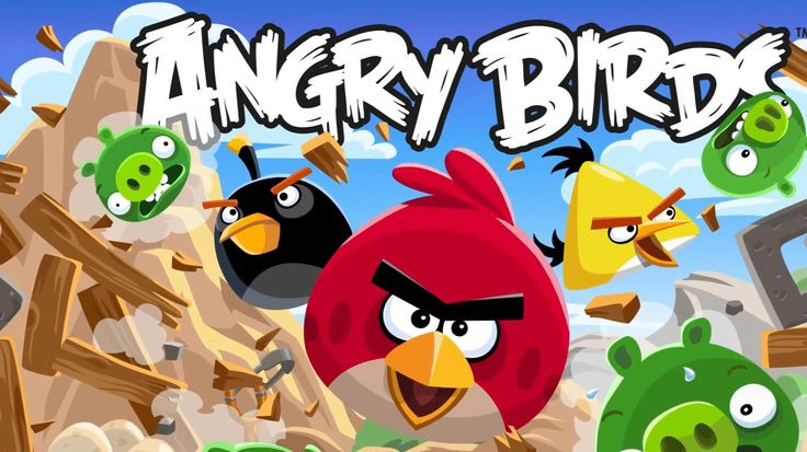 Image Angry Birds unblocked