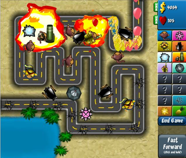 Image Bloons Tower Defense 4 Expansion