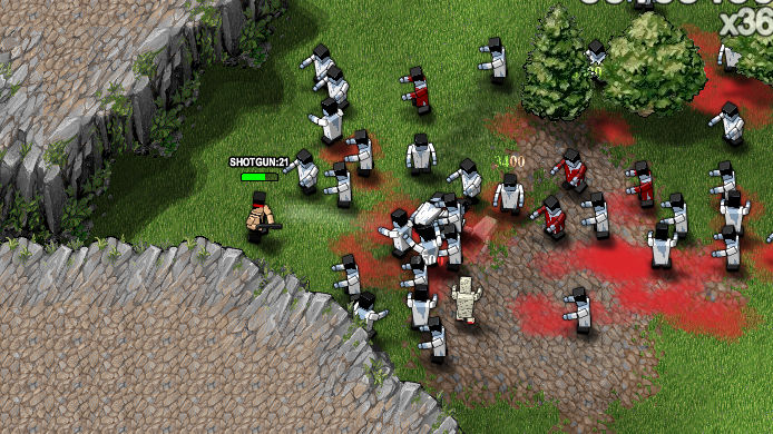 Image Boxhead Zombie Wars