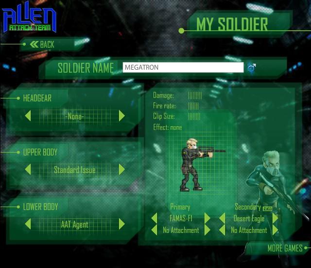 Image Alien Attack Team 2 unblocked
