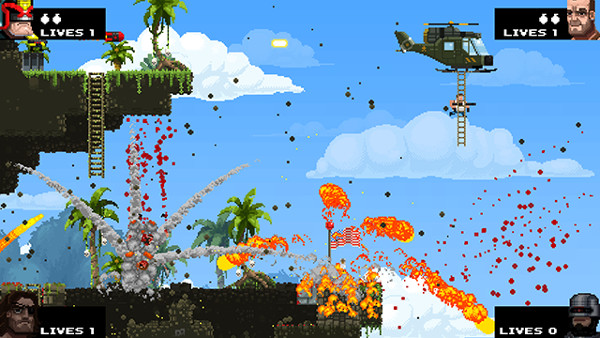 Image Broforce unblocked