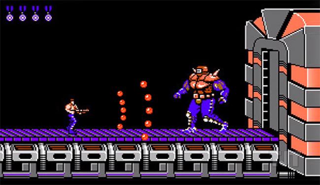 Image Contra Online Unblocked NES
