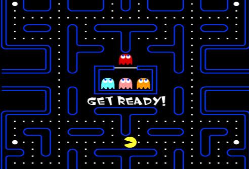 Pacman Flash Game – Online