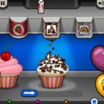 Papa's Cupcakeria Unblocked