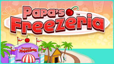 Image Papas Freezeria Unblocked