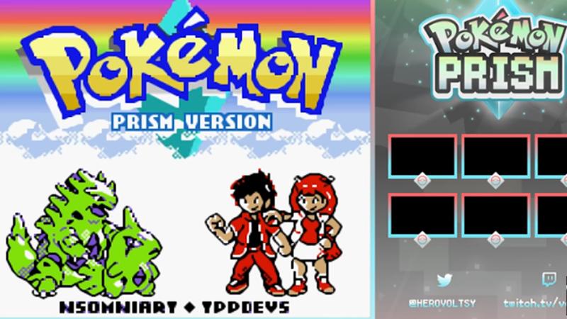Image Pokemon - Prism Hacked Unblocked