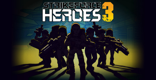 Image Strike Force Heroes 3