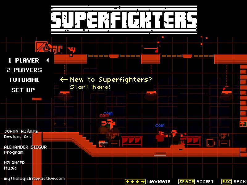 Image Super Fighters Unblocked