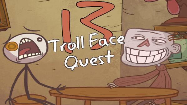 Image Trollface Quest 13 unblocked